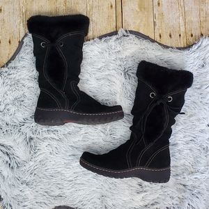 "BareTraps ""Belen"" leather  Winter boots"